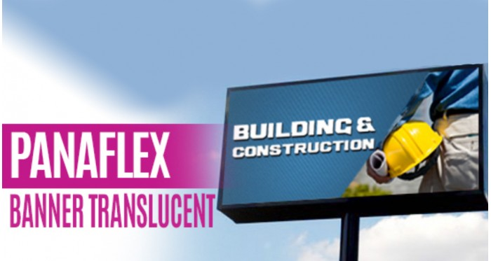 Panaflex Banner Translucent