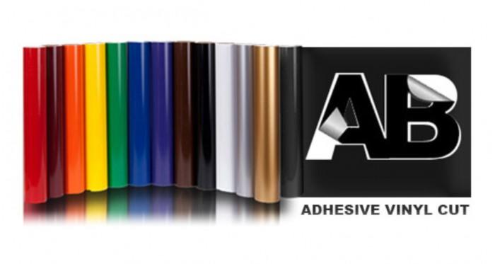 Adhesive Vinyl Cut