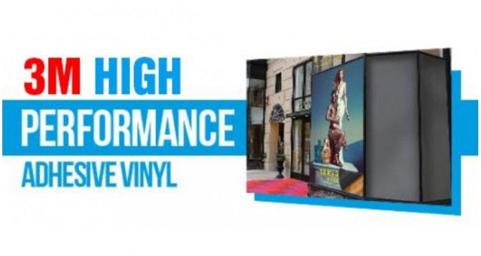 High Performance Adhesive Vinyl 3M