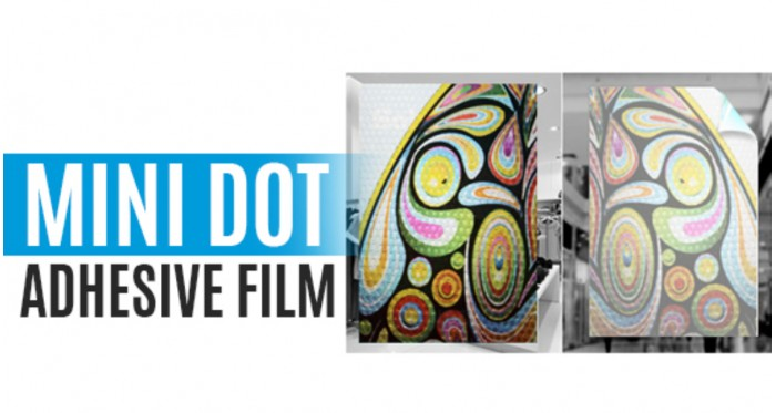 Mini Dot Adhesive Film