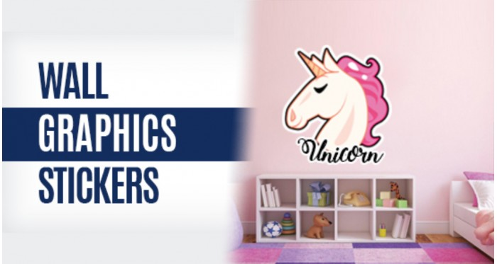 Wall Graphics Stickers