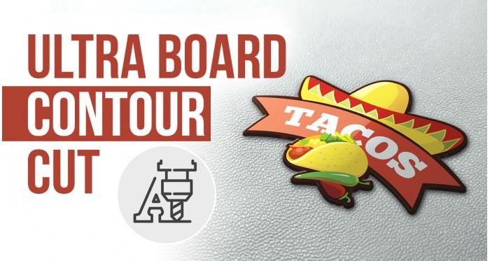 Ultra Board Contour Cut